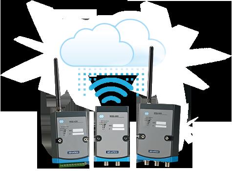 WISE IoT Wireless Sensor Node | Advantech Wireless IoT