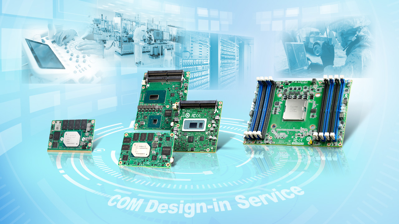 Computer-On-Module to Accelerate the Applications Revolution with Leading Technology