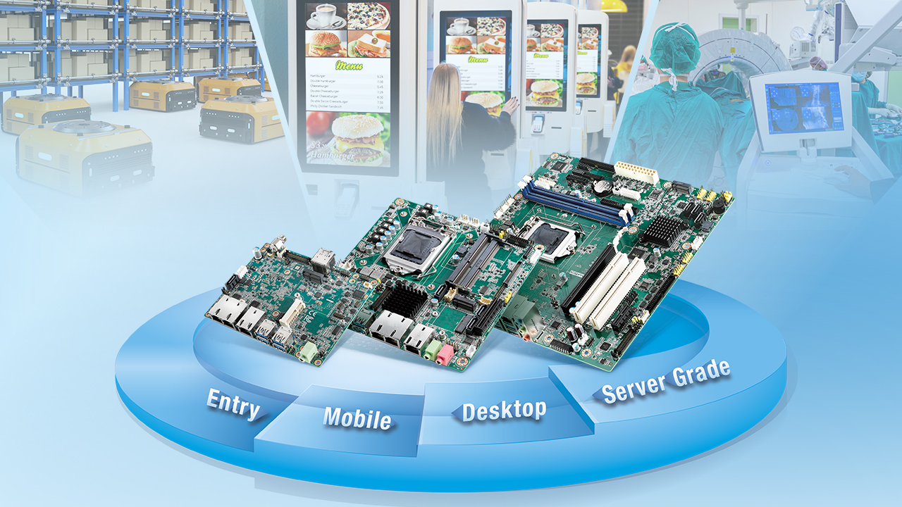 Cutting-Edge Innovation to Migration of Industrial Motherboards