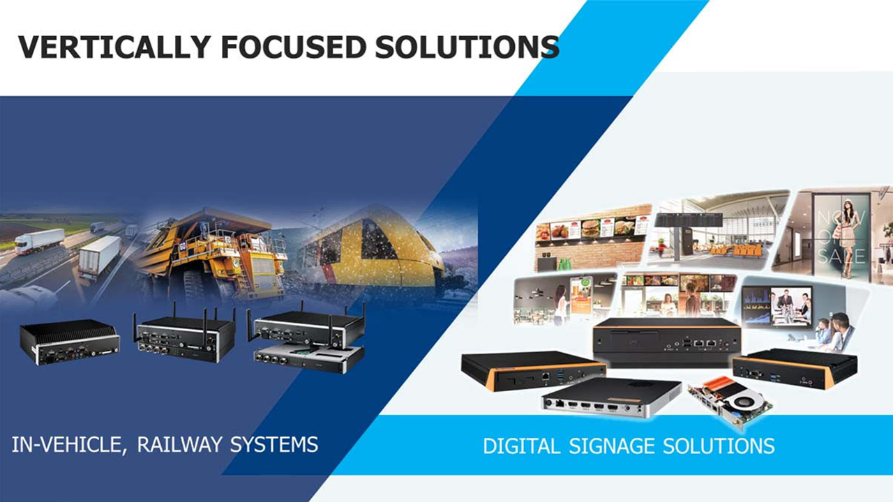 Empowering Smart Digital Signage & Transportation