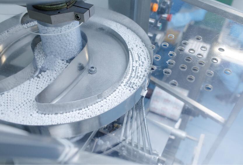 Advantech Empowers Smart Pharma Inspection Equipment